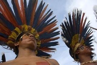 ブラジルの先住民族ボロロ族の画像.jpg
